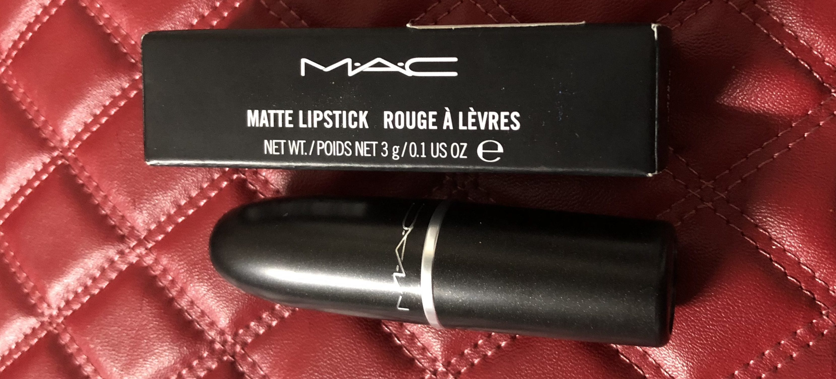 MAC Matte Lipstick Russian Red Cover Image
