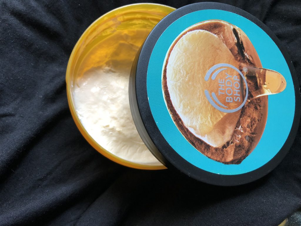 The Body Shop Wild Argan Oil Body Butter