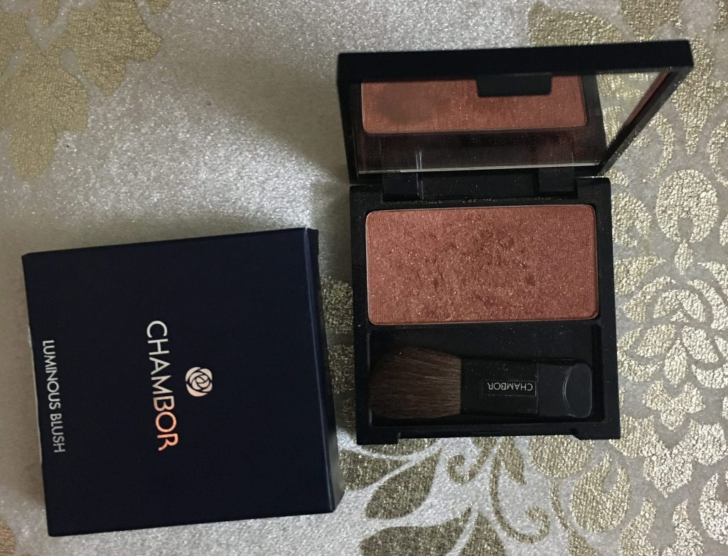 Chambor Blush Dusty Rose Insider View