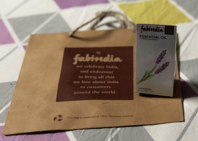 Fabindia Lavender Essential Oil