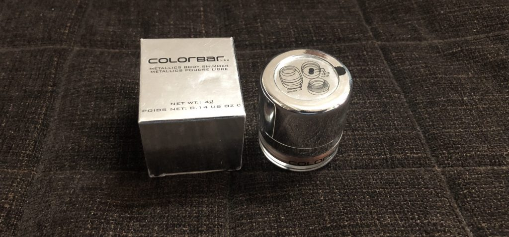 Colorbar Metallic Body Shimmer