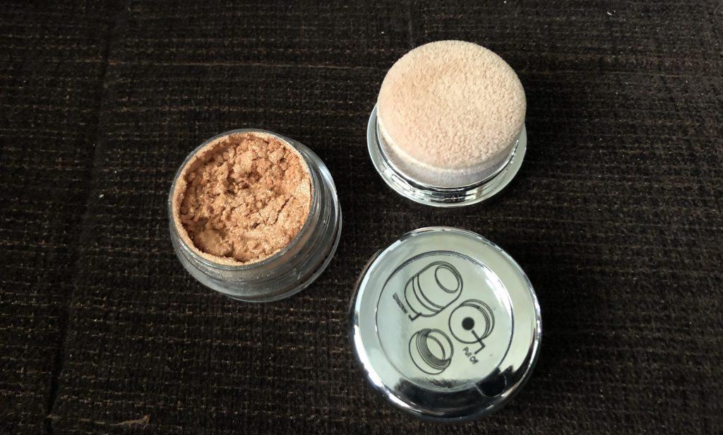 Colorbar Metallic Body Shimmer with Sponge Applicator