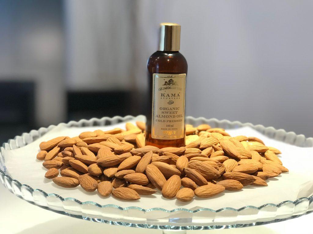 Kama Ayurveda Organic Sweet Almond Oil