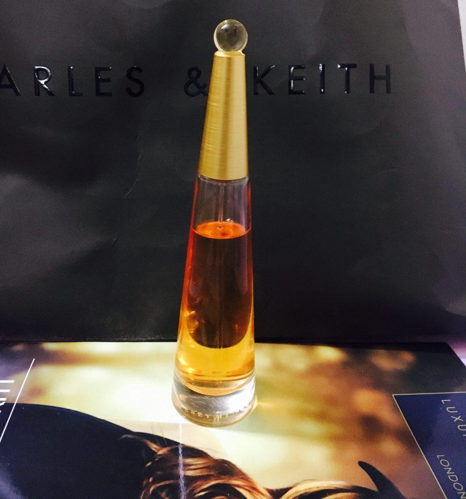 Issey Miyake L'eau D'issey Absolue Perfume Packaging