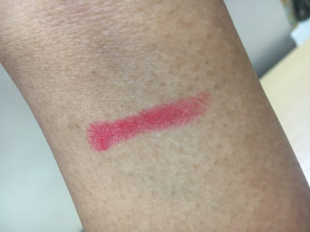 Colorbar Matte Touch Lipstick - Orange Punch Swatch
