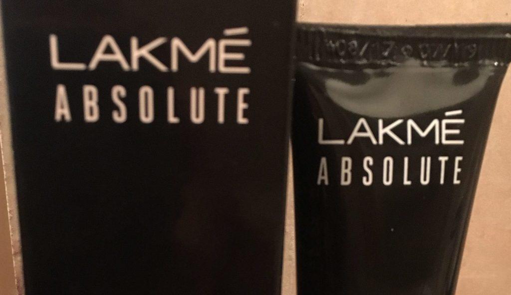 Lakme Absolute blur Perfect primer