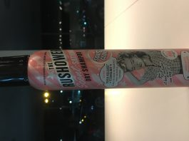 The Rushower Scent-sational Dry Shampoo by Soap & Glory