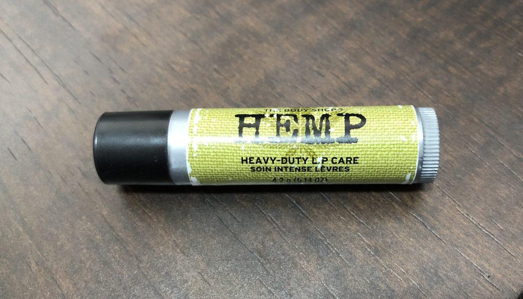 The Body Shop Heavy Duty Lip Care