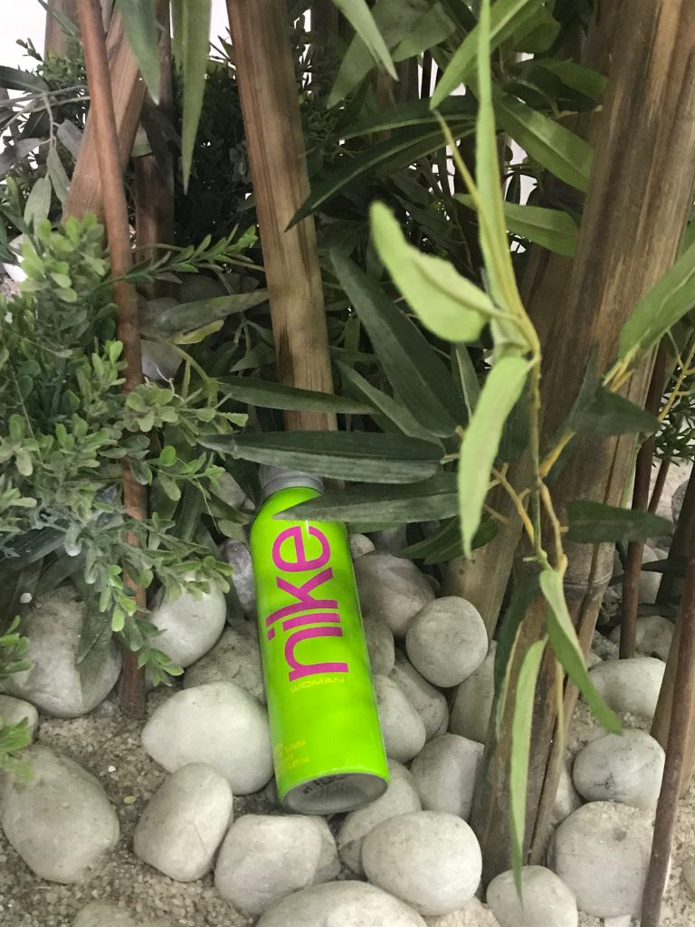 Nike Woman Green Deodorant