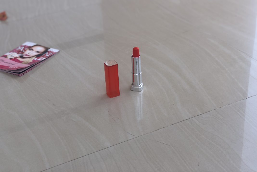 Maybelline Rebel Bouquet REBO5 Lipstick Featured Image