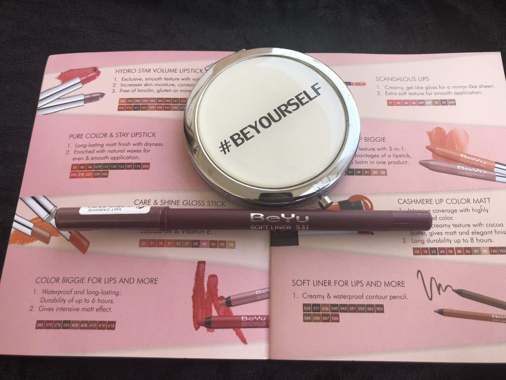 BeYu Soft Liner for Lips and More #531 Mat Carmine