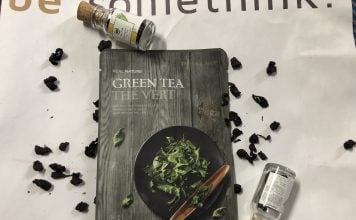 Face Shop Real Nature Green Tea Face Mask