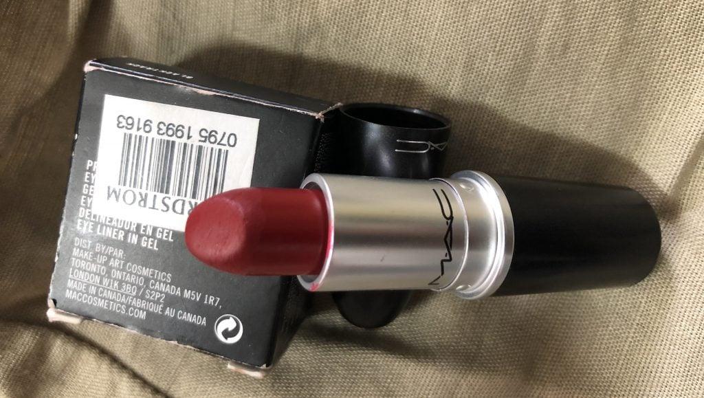 MAC Perfect Score Matte Lipstick