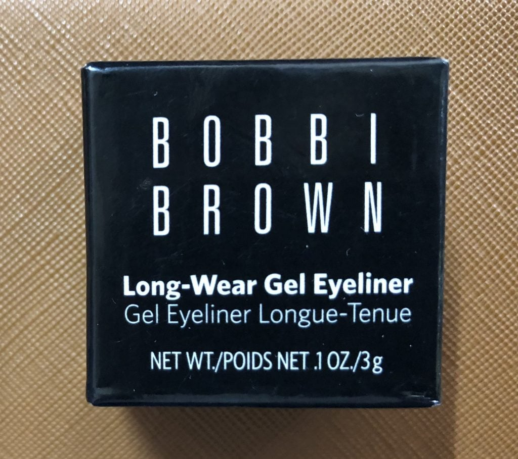 Bobbi Brown TWILIGHT NIGHT SHIMMER INK Long-Wear Gel Eyeliner