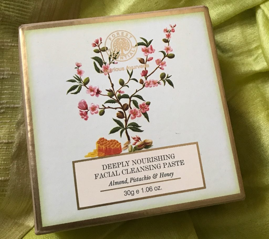 Forest Essential Deeply Nourishing Facial Cleansing Paste