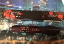 Lakme Absolute Lip Pouts Matte Masaba Lip Color Hot Chocolate
