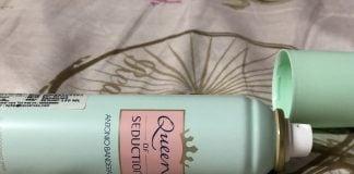 ANTONIO BANDERAS Queen of Seduction Deodorant Spray for Women