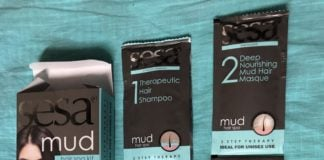 Sesa Mud Hair Spa