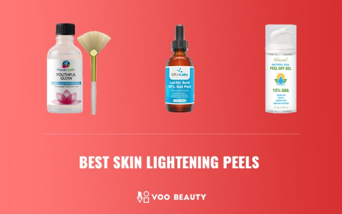 Best Skin Lightening Peels