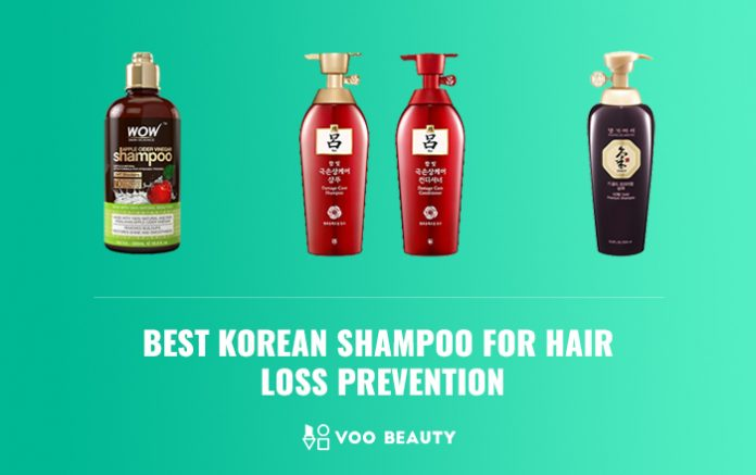 best korean shampoo