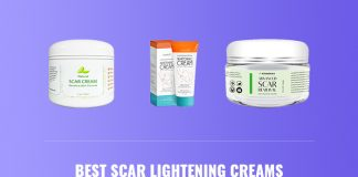 Best Scar Lightening Creams