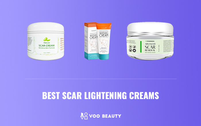 Best Scar Lightening Creams Reviews With Details Voobeauty