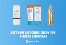 Best Skin bleaching cream for africans and americans