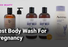 Best Body Wash for Pregnancy
