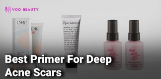 best primer for large pores and acne scars