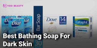 best bathing soap for dark skin