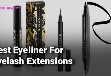 best eyeliner for eyelash extensions