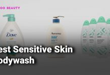 best body wash for dry sensitive skin