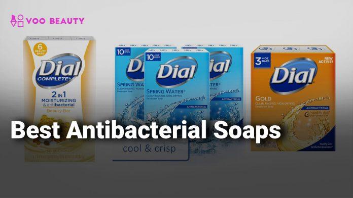 best antibacterial soap for body odor
