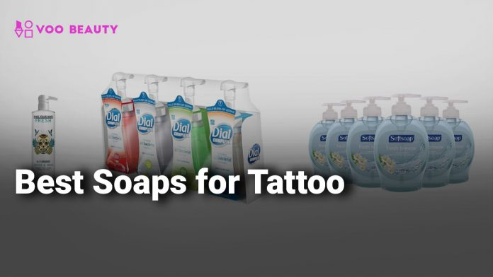 best soap for tattoo aftercare