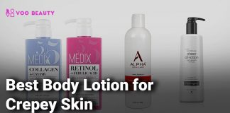 Best Body Lotion for Crepey Skin
