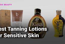 Best Tanning Lotion for Sensitive Skin