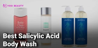 body wash with salicylic acid