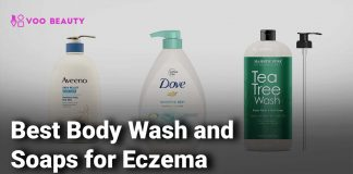 Best Body Wash for Eczema Skin