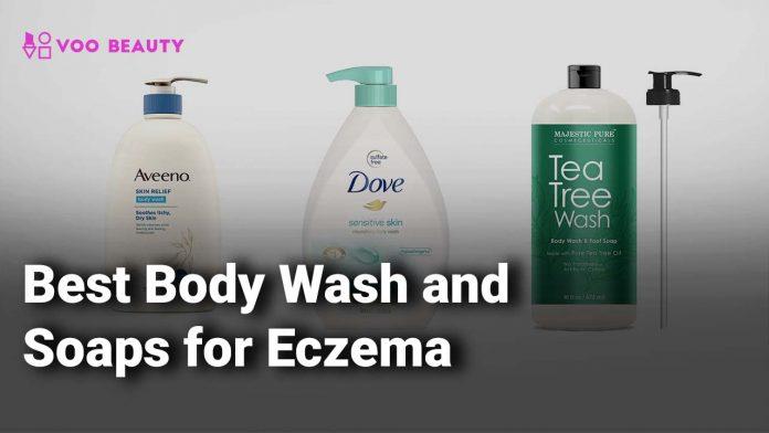 Best Body Wash for Eczema Skin