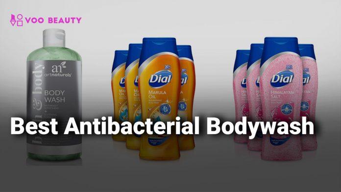 best antibacterial body wash