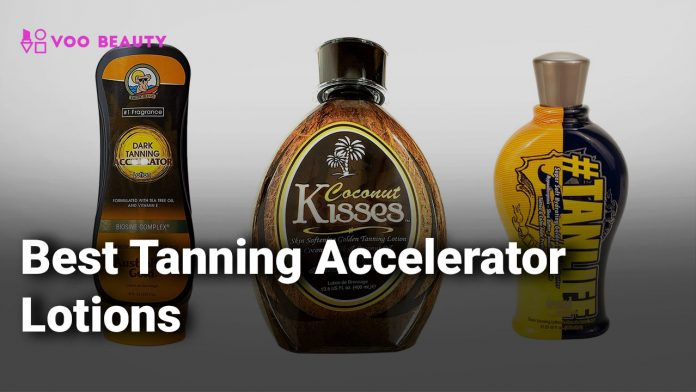 Best Tanning Accelerator Lotions