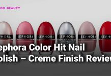 Sephora Nail Polish Review