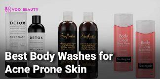 Best Body Wash for Acne Prone Skin