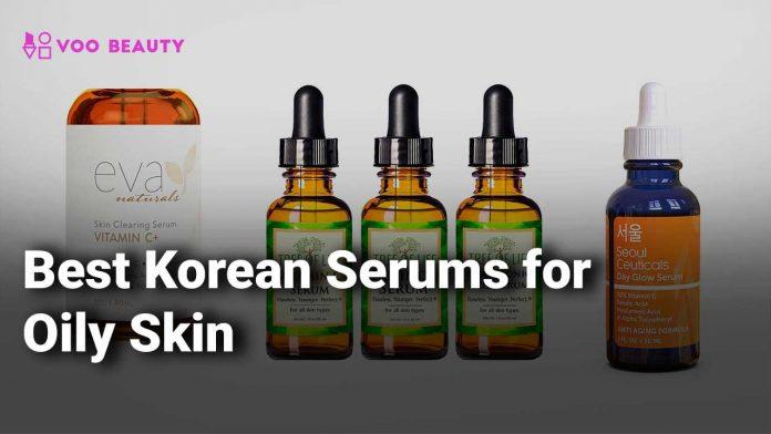 Best Korean Serums