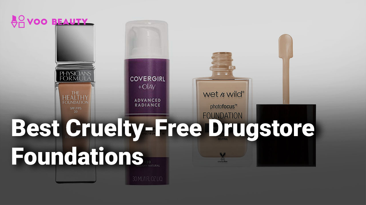 Best Cruelty Free Drugstore Foundations 2020 Reviews Guide