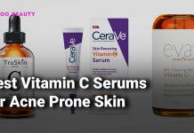 Best Vitamin C Serums for Acne Prone Skin