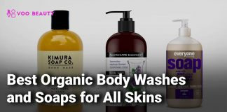Best Organic Body Washes and Soaps for All Skins
