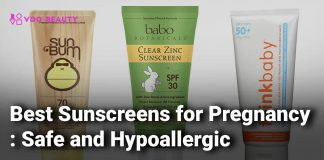 Best Sunscreens for Pregnancy Safe and Hypoallergic