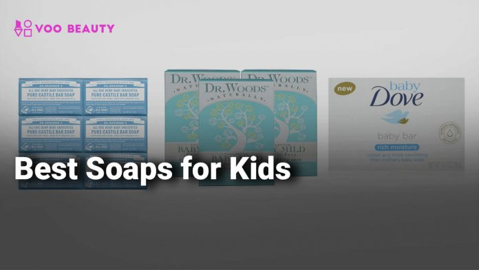 Best Soaps for Kids