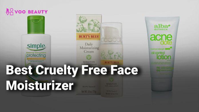 Best Cruelty-Free Face Moisturizers